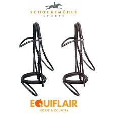 Schockemohle Oslo Classic Line Bridle