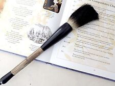 CHINESE XXXXL BLACK BOAR PIG HAIR WRITING PAINTING BRUSH CRAFT JAPANESE A7