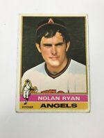 1976 Topps Set Break #330 Nolan Ryan ANGELS