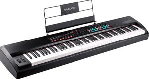 CLAVIER MAITRE USB MIDI 88 notes toucher lourd M-AUDIO HAMMER88PRO