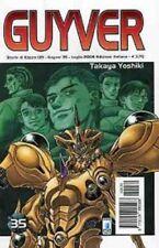 manga STAR COMICS GUYVER numero 35