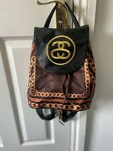 Stussy Rare Mini Japanese Backpack