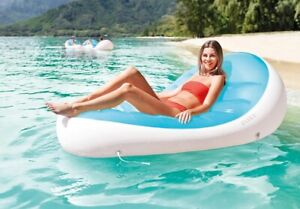 New Intex Pool Lounge Petal Inflatable Swimming Floating Chair Lounge  56869