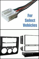 Car Radio Kit Combo for 2004 2005 2006 2007 2008 2009-2013 Mitsubishi Galant