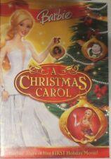 Barbie in a Christmas Carol (DVD, 2008)