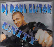DJ Paul Elstak-Unity cd maxi single