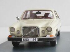 Volvo 164 E 1974 États-Unis-c. 1/43 NEOSCALE MODELS P164 244 144 Neo 43108 PV