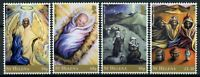 St Helena Christmas Stamps 2020 MNH Nativity of Jesus Angels Magi 4v Set