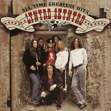 Lynyrd Skynyrd All Time Greatest Hits CD Best Of Southern Rock New Free Shipping