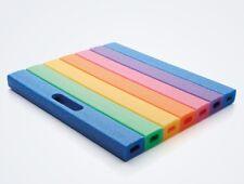 Mehrzweckkissen Sitzkissen Kniekissen NMC Comfy Pad im Regebogen Farbdesign