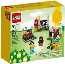 Lego Easter Holiday Set 40237 Lego.com Online Exclusive - Rare Lego Eggs!!!