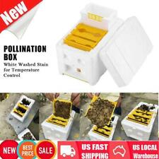Foam Frame Pollination Box Harvest Bee Hive Beekeeping King Box Beekeeping Tool