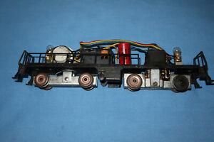 American Flyer #375 T&P Texas & Pacific GP-7 Diesel Locomotive Chassis/Motor