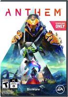 Anthem  Origin Key  PC Digital Code Region Free