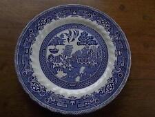 """MYOTT MEAKIN Fine Tableware BLUE WILLOW Pattern Ironstone Dinner Plate 25cm 10"""""""