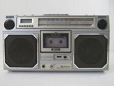 Quartz Radio Hitachi TRK-8130E Stereo Cassette Recorder