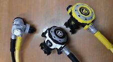 Breath Regulator Set Apeks mtx-r with Octopus Cold Water Set