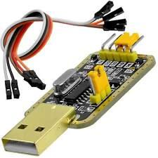 UART-TTL USB Adapter für 3,3V und 5V mit CH340G Konverter und Jumperkabel