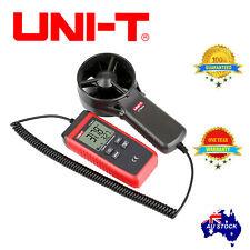 UNI-T UT363S Mini LCD Digital Anemometer Handheld Wind Speed Meter Air X4A9 AU