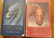 Inheritance Cycle Set: Eragon Eldest Bundle Lot Paolini Paperbacks First Edition