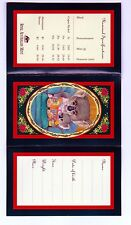2000 Baby Proof Set information Card only