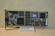 InnoVision 3DXRsush 3Dfx Interactiv Voodoo Rush 6MB RARE PCI VIDEO CARD Working