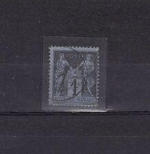 P3009 - FRANCIA 1877 - ALLEGORIA - N. 84  USATO