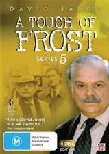 A Touch Of Frost : Season 5 (DVD, 2009, 4-Disc Set)
