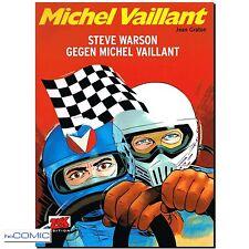 Michel Vaillant 38 Steve Warson gegen Michel Vaillant 9783864620171 60er