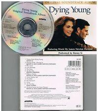 James Newton Howard – Dying Young (Original Soundtrack Album) CD Album 1991