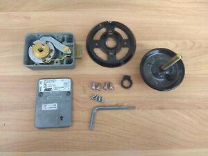 #9 combination lock Safe Sargent & Greenleaf Model 6651- Used+CHANGE KEY