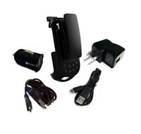 Kyocera DuraXE E4710 Holster with Swivel Belt Clip and Power Pack Combo