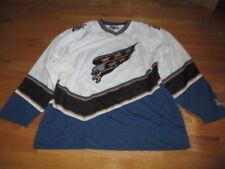 Vintage Starter WASHINGTON CAPITALS (XL) Home Jersey WHITE