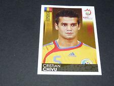 N°319 CRISTIAN CHIVU ROUMANIE ROMANIA PANINI FOOTBALL UEFA EURO 2008