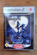 Ps2 PLAYSTATION 2/Kingdom Hearts Platinum con manuale d'uso/italiano