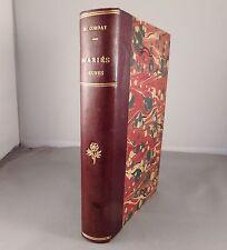 MICHEL CORDAY / MARIES JEUNES / 1896 SIMONIS EMPIS / Reliure demi-cuir