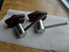 WILTON VISE, SWIVEL HANDLES,& CLEATS FITS C2'S & 1780'S &  OTHERS