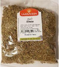 Armoise ou Artemisia , séchée naturellement au soleil et prête pour l'infusion