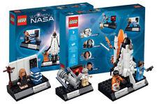 Lego Women of NASA (Sealed) (Very RARE New) Lego Ideas # 19
