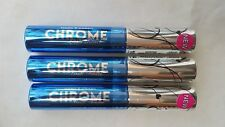 3 lot of HARD CANDY Lash Tinsel Chrome Mascara - #1034 Sapphire SEALED