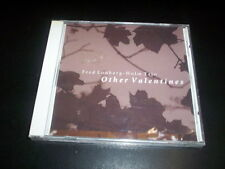 Fred Lonberg-Holm Trio ‎– Other Valentines CD USA 2005 sealed