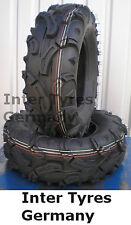 2x 25x10-12 p351 25x10.00-12 Hakuba ATV Quad Buggy terreno PNEUMATICI NUOVO