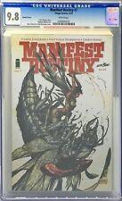 MANIFEST DESTINY #7 CGC 9.8 - MARC SILVESTRI & TODD MCFARLANE VARIANT COVER