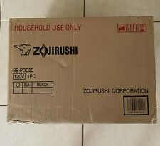 Zojirushi BB-PDC20BA 700W Home Bakery Virtuoso Plus Breadmaker - Black