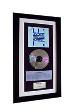 NEW ORDER Movement CLASSIC CD Album GALLERY QUALITY FRAMED+EXPRESS GLOBAL SHIP