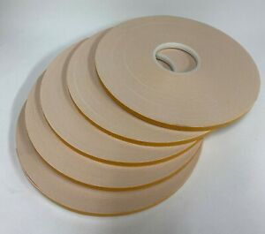 UPVC Double Sided 1mm Foam Glazing Tape x 50m (Width's 10mm, 12mm and 15mm)