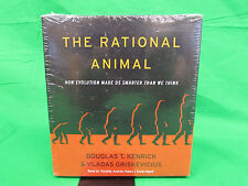 The Rational Animal: How Evolution Made Us Smarter Than We Think Audio CD –