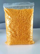 1KG Yellow Beeswax Pellets 100% Pure Natural Fragrance Bee Wax
