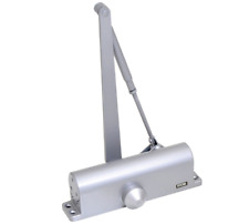Ryobi Model 61 Series Hydraulic Soft Door Closer Silver A Standard Arm 30kg DC61