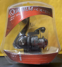 QUANTUM Optix 10 Spinning Reel with 3 Bearings ~ NEW Sealed Free Shipping